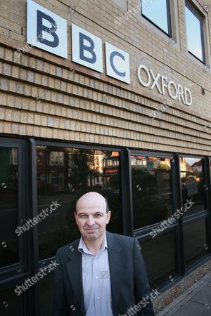 Editorial image of Mark Damazer, Oxford, Britain - 17 Sep 2010