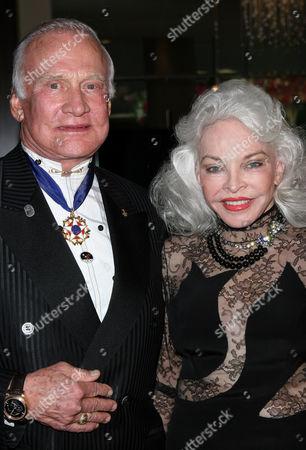 Buzz Aldrin, Lois Driggs Cannon