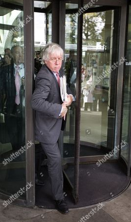 Stock Picture of Dave Hartnett, head of HM Revenue and Customs (HMRC)