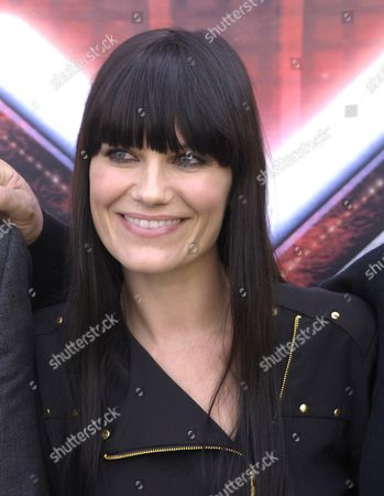 Editorial image of Danish 'X Factor' TV Programme press conference, Copenhagen, Denmark - 24 Sep 2010