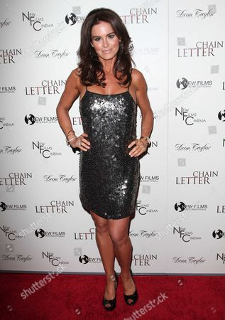 Betsy Russell.