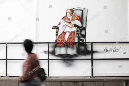 'Cardinal Sinister' by Nick Walker