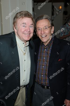 Roy Clark and Norm Crosby