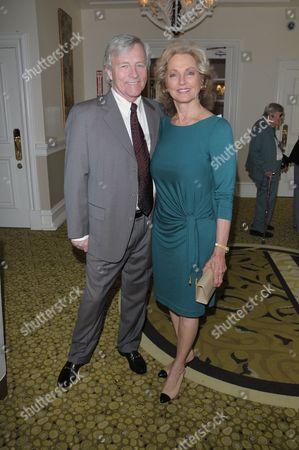 Marianne Rogers and Husband
