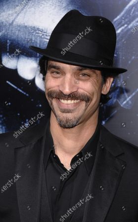 """Cast member Jonathon Schaech attends the premiere of the film """"Prom Night"""" in Los Angeles on April 9, 2008."""