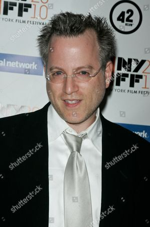 Stock Image of Ben Mezrich, author of the book