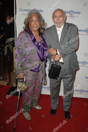 Della Reese & husband Franklin Lett