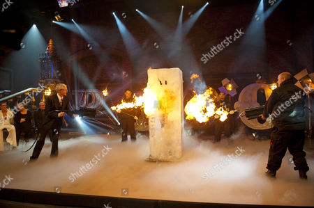 Editorial image of 'The Paul O'Grady Show' TV Programme, London, Britain. - 24 Sep 2010