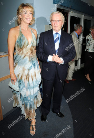 William Roache with new girlfriend TV weather girl Emma Jesson