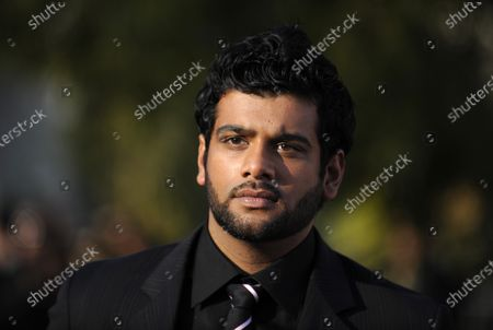 Stock Picture of Actor Sunkrish Bala attends the JC Penney Asian Excellence Awards in Los Angeles on April 23, 2008.
