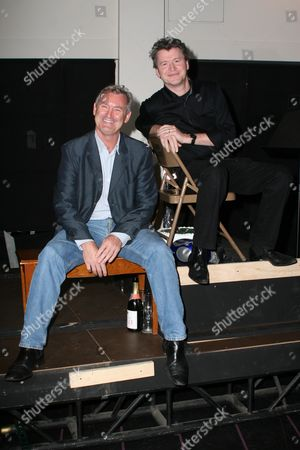Stock Picture of Garry McQuinn, Simon Phillips
