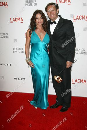 Roma Downey and Mark Burnett