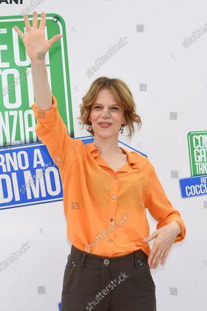 Stock Photo of Sonia Bergamasco