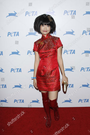 Editorial picture of PETA 30th Anniversary Gala and Humanitarian Awards, Los Angeles, America - 25 Sep 2010