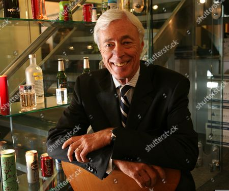 Editorial picture of Lars Emilson at the Rexam offices at no 4 Millbank, London, Britain - 02 Nov 2006