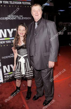 Stefania Owen and Robert Michael Morris