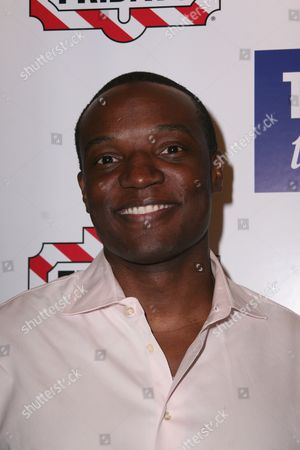 Stock Picture of Kwame Jackson