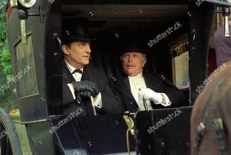 The Dying Detective -   Jeremy Brett as Sherlock Holmes and Edward Hardwicke as Doctor Watson.