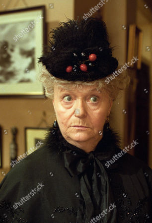 Stock Image of The Red Circle -  Betty Marsden as Mrs Warren.
