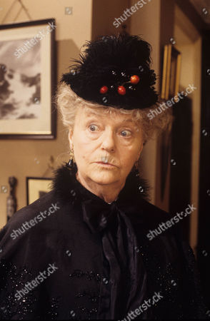 Stock Photo of The Red Circle -  Betty Marsden as Mrs Warren.