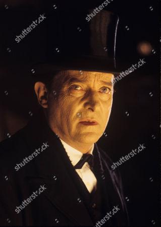The Red Circle -   Jeremy Brett as Sherlock Holmes.