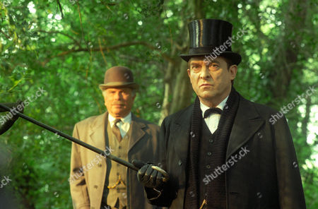 Editorial image of 'Memoirs of Sherlock Holmes' TV Series. - 1994