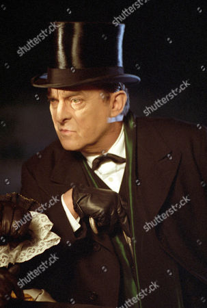 Stock Image of The Three Gables -   Jeremy Brett as Sherlock Holmes.
