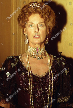 Stock Picture of The Three Gables -  Caroline Blakiston as Dowager Duchess.