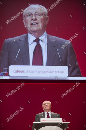 Editorial image of The Annual Labour Party Conference, Manchester, Britain - Sep 2010