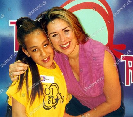 Claire Sweeney and Danielle Steers