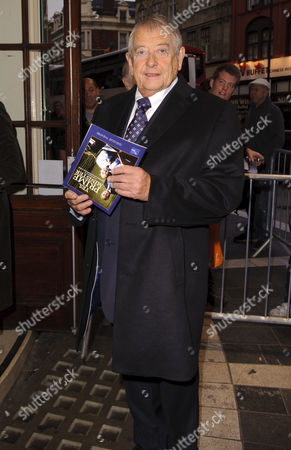 Stock Image of Derek Fowlds