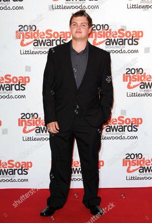 Editorial image of Inside Soap Awards, London, Britain - 27 Sep 2010