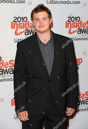 Editorial picture of Inside Soap Awards, London, Britain - 27 Sep 2010