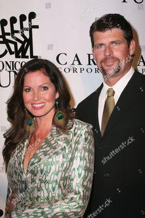 Lisa Guerrero and Scott Erickson