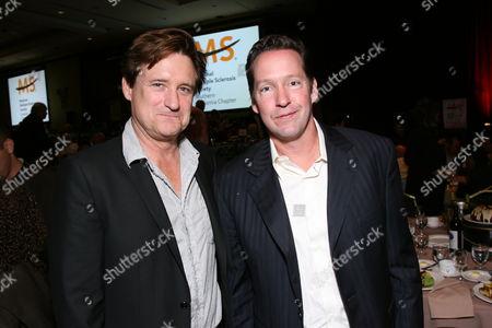 Bill Pullman and DB Sweeney