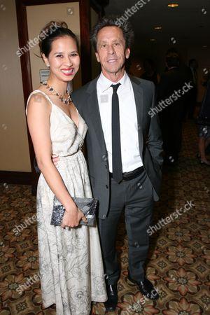 Chau-Giang Thi Nguyen and Brian Grazer