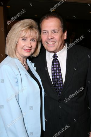 Suzanne and Alan Osmond