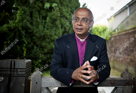 Stock Picture of Bishop Michael Nazir-Ali