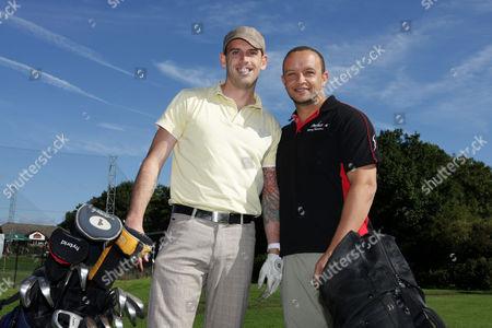 Editorial image of GLC Charity Golf Day, Caerleon Golf Club, Newport, South Wales, Britain - 25 Sep 2010