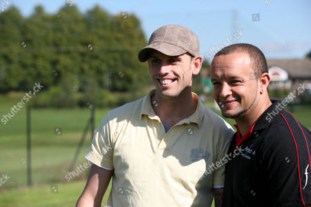 Editorial picture of GLC Charity Golf Day, Caerleon Golf Club, Newport, South Wales, Britain - 25 Sep 2010