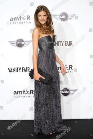 Editorial picture of amfAR Milano 2010 Red Carpet, Milan Fashion Week, Milan, Italy - 27 Sep 2010