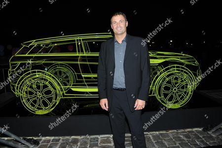 Phil Popham (Range Rover MD)