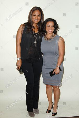 Laila Ali & Kimberly Locke