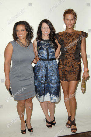 Kimberly Locke, Kristin Davis & Nicole Ari Parker