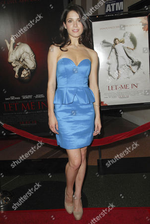 Editorial picture of 'Let Me In' Film Premiere, Los Angeles, America - 27 Sep 2010