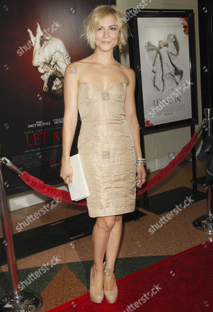 Editorial photo of 'Let Me In' Film Premiere, Los Angeles, America - 27 Sep 2010