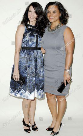 Kristin Davis and Kimberly Locke