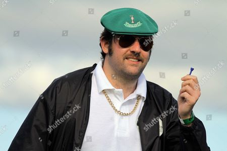 Stock Image of Graham the Bear of Goldie Lookin Chain