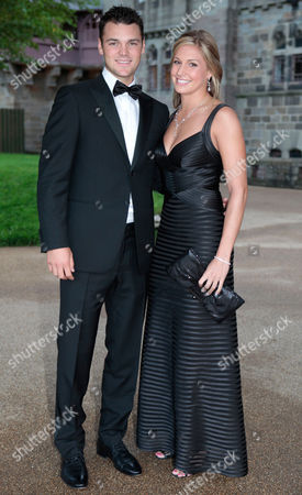 Martin Kaymer and partner Alison Micheletti