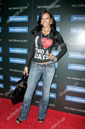 Editorial photo of 'The Social Network' Film Screening, New York, America - 29 Sep 2010